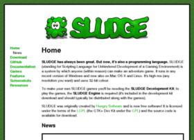opensludge.sourceforge.net