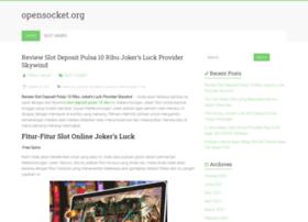 opensocket.org