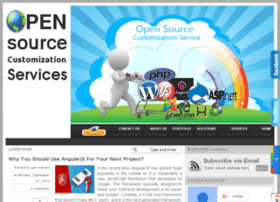 opensourcecustomizationservices.blogspot.in