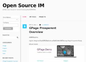 opensourceim.com