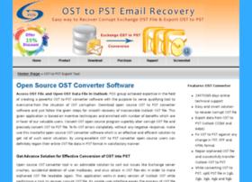 opensourceostconverter.osttopstemailrecovery.com