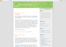 opensourcereview.blogspot.in