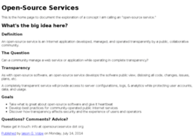 opensourceservice.org