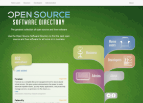 opensourcesoftwaredirectory.com