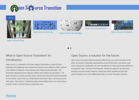 opensourcetransition.org
