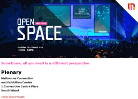 openspace.mcec.com.au