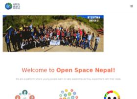 openspacenepal.com