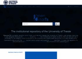 openstarts.units.it