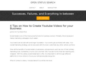 openstatussearch.com