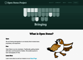 openstenoproject.org