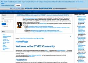 openstm32.org