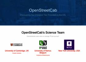 openstreetcab.com