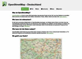 openstreetmap.de