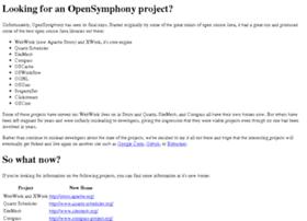 opensymphony.com