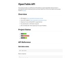 opentable.herokuapp.com