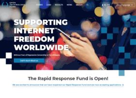 opentechfund.org