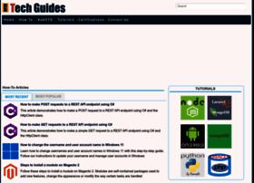 opentechguides.com