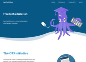 opentechschool.github.io