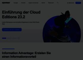 opentext.de