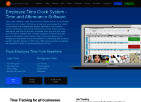 Opentimeclock.com
