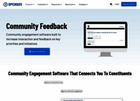 opentownhall.com