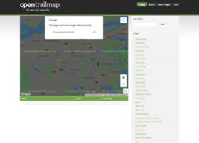 opentrailmap.net