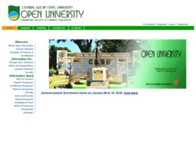 openuni-clsu.edu.ph