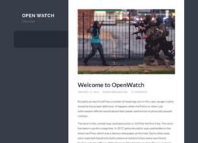 openwatch.net