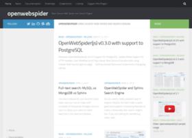 openwebspider.org