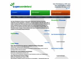 openwonderland.org