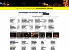 opera-arias.com