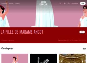 opera-comique.com