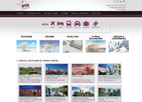 opera-travel.com