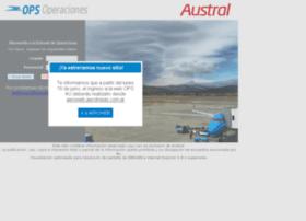 operacionesau.aerolineas.com.ar
