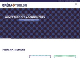 operadetoulon.fr