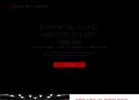 operafoundation.org