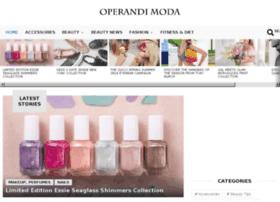 operandimoda.com