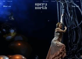 operanorth.co.uk