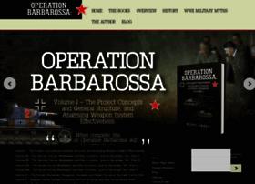 operationbarbarossa.net