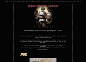 operationcarepackages.org