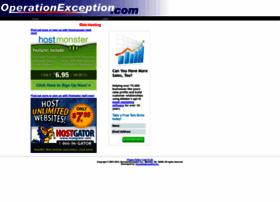 operationexception.com