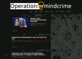 operationmindcrime.com