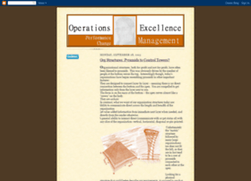 operations-excellence.blogspot.com