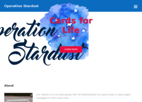 operationstardust.org