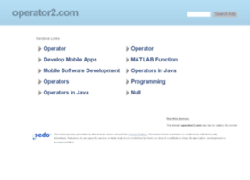 operator2.com