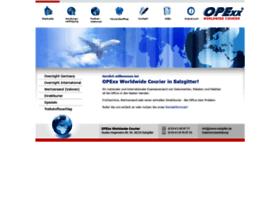 opexx-worldwide-courier.de