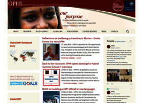 ophi.org.uk