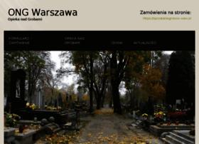 opiekanadgrobami.waw.pl