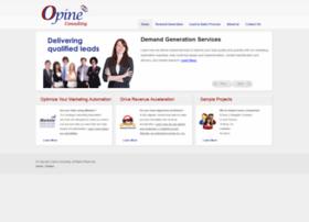 opine.com