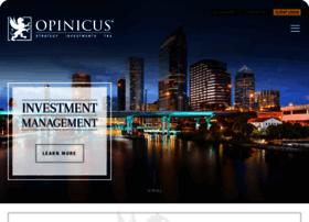 opinicusinc.com